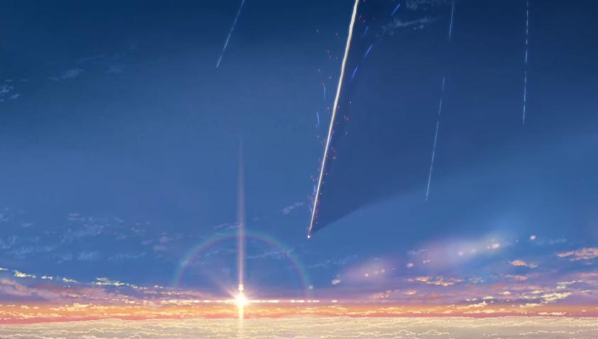 君の名は_予告2_彗星シーン