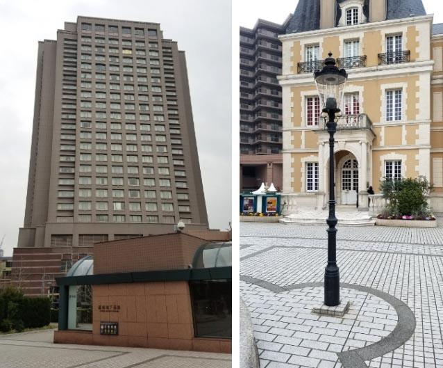 恵比寿ガーデンプレイス-街灯