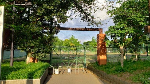 井草森公園-西口
