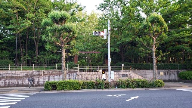 井草森公園-北口
