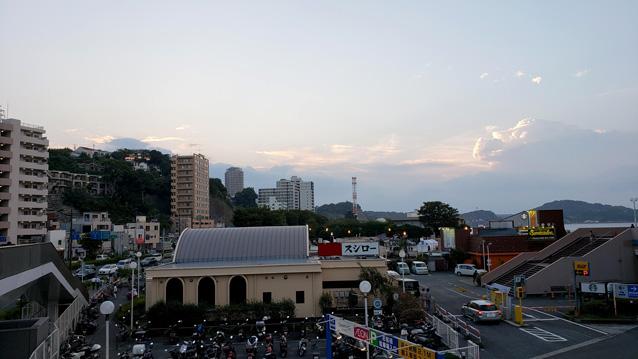 横須賀のスシロー20180831_175231