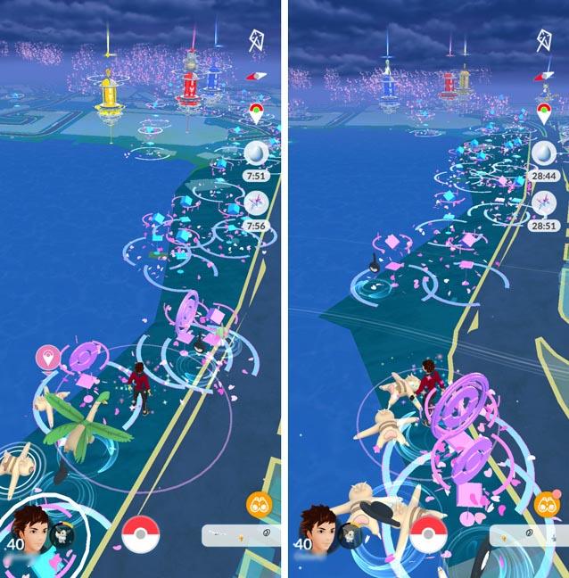 ヴェルニー公園-ルアー満開-Pokémon-GO_2018-08-31-18-17-05