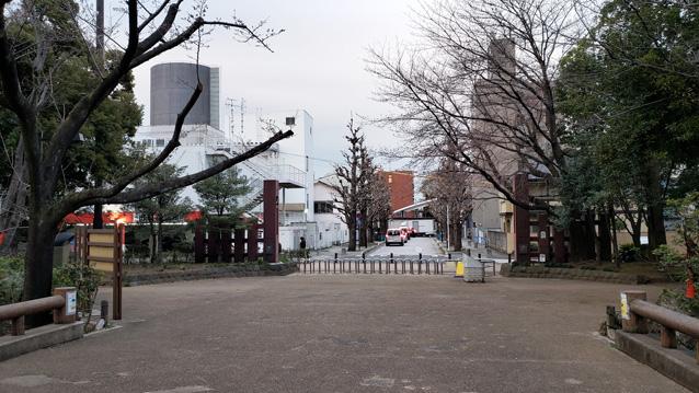 井草森公園-東口ゲート