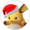BOX整理-リストアイコン-サンタ帽子ライチュウ