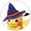 BOX整理-リストアイコン-魔女帽子ピカチュウ