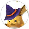 BOX整理-リストアイコン-魔女帽子ライチュウ