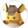 BOX整理-リストアイコン-探偵帽子ライチュウ