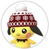 BOX整理-リストアイコン-冬柄帽子ピチュー