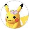 BOX整理-リストアイコン-花飾りピカチュウ