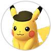 BOX整理-リストアイコン-ソフト帽ピカチュウ