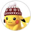 BOX整理-リストアイコン-冬柄帽子ピカチュウ