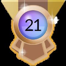 ランク21