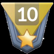 ランク10