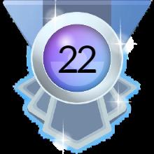 ランク22