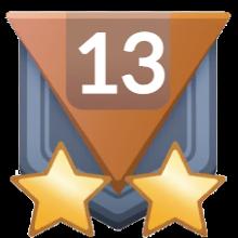 ランク13