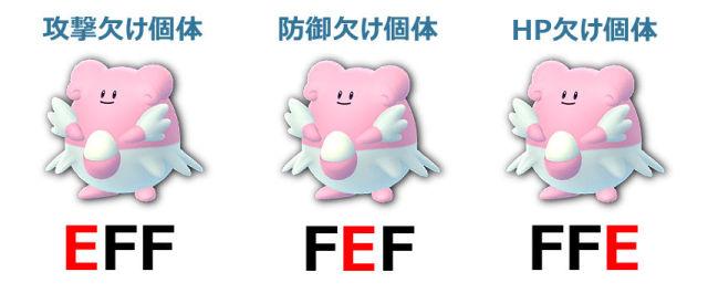 実質100ハピナス-EFF-FEF-FFE